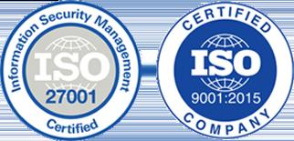 ISO certificering Savvii