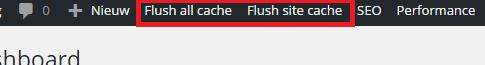 Savvii Plugin Cache Flush