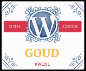WordCamp Nederland 2015 Goud Sponsor Savvii