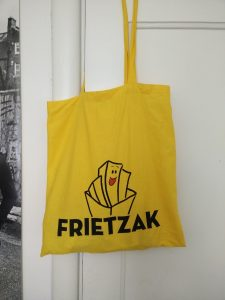 De Frietzak goodiebag