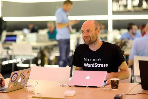 WordCamp Netherlands 2016 Contributor Day