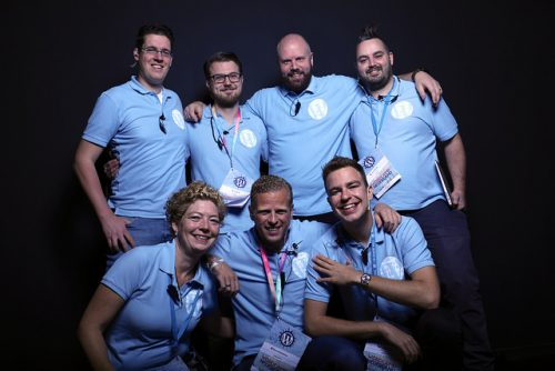 WordCamp Netherlands 2016 Team