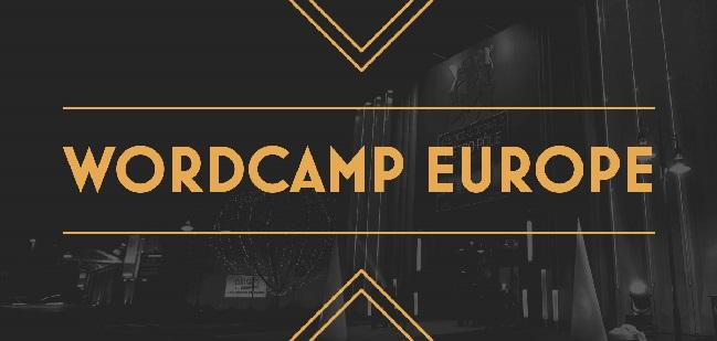 WordCamp Europe Logo