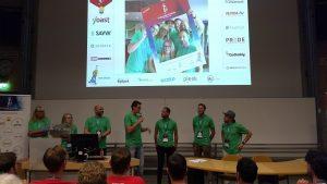 wordcamp nijmegen volunteers