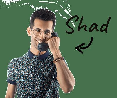 Shad Raouf