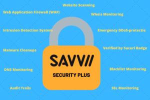 Savvii Security Plus