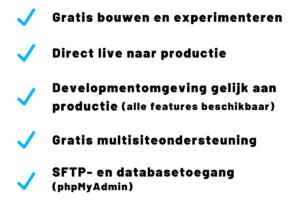 Development server