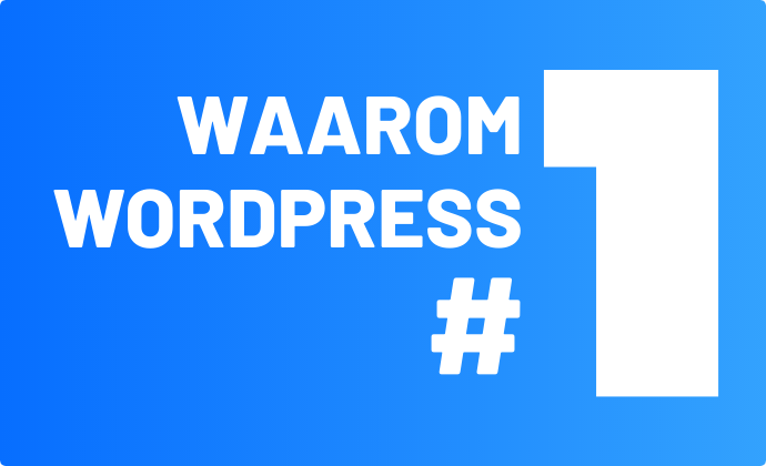 WordPress-nummer-1