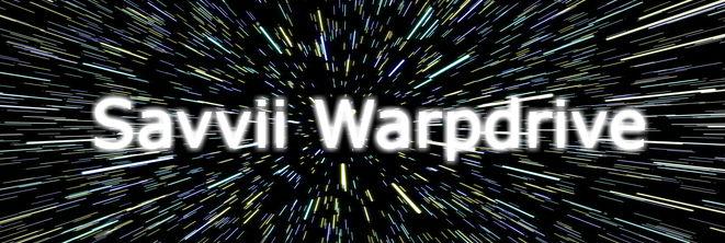 Savvii Warpdrive