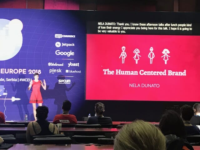 The human centered brand