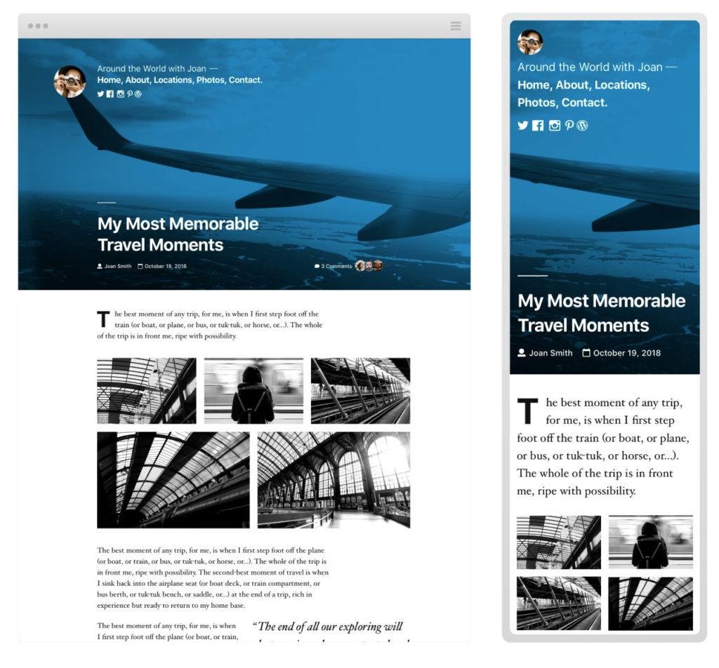 Twenty-Nineteen WordPress 5.0