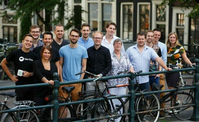 Team Van Ons Amsterdam