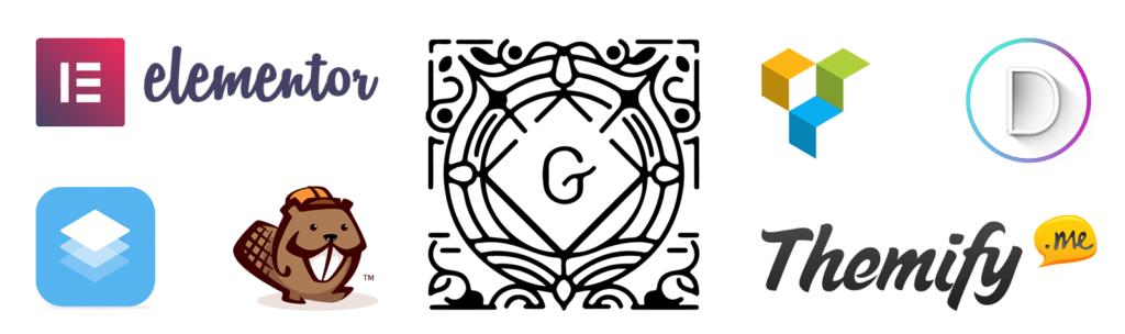 WordPress Gutenberg Page Builders